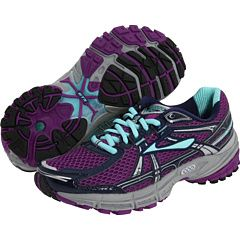 Brooks are the best running sneakers!  I run 5 miles a day and these are great!  Love this color/combo!