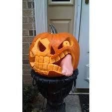 Bildergebnis für kürbis halloween gruselig