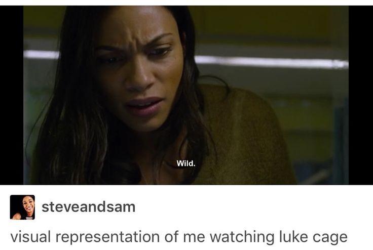 Luke Cage, power man, marvel, mcu, the defenders