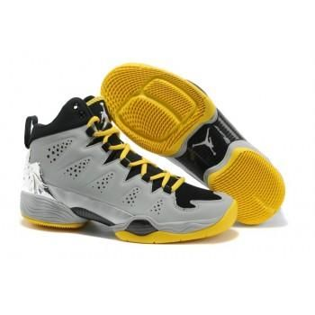 Buy Jordan Melo Metallic Silver Black/Volt For Sale Super Deals from  Reliable Jordan Melo Metallic Silver Black/Volt For Sale Super Deals  suppliers.