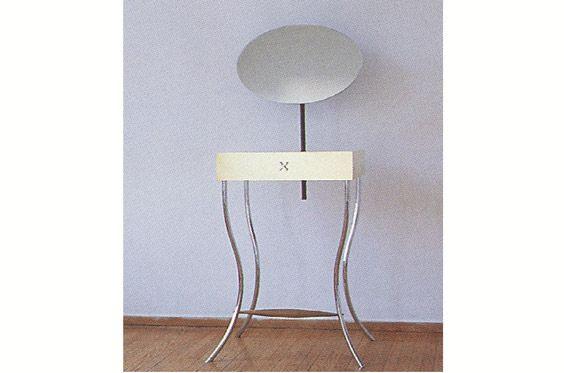 Violet Vanity Table 1989