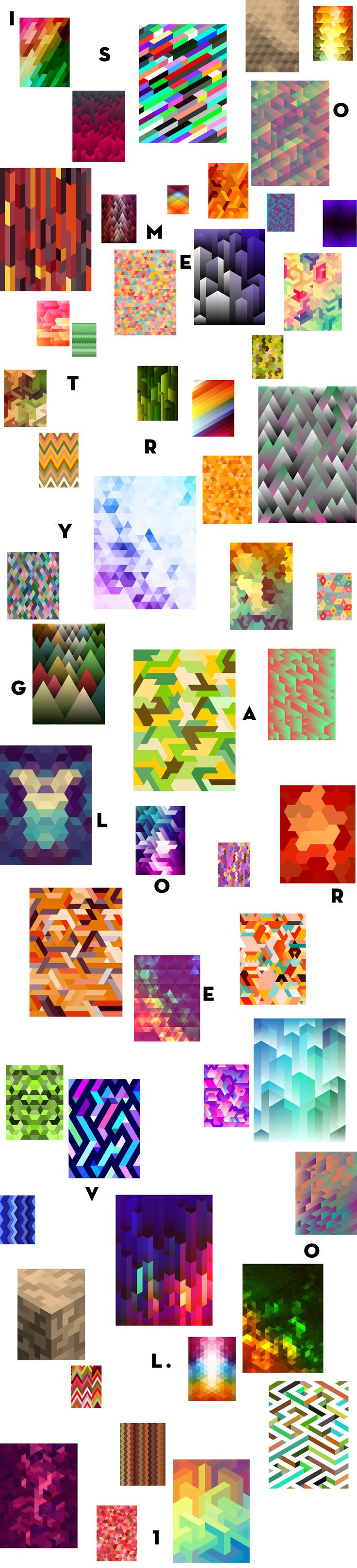 Isometry Galore 1 - Patterns - 3