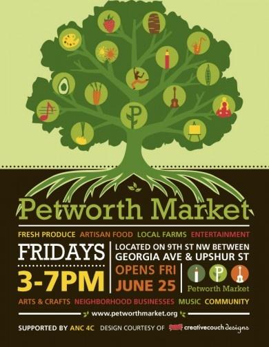 Farmer's Market flyer idea