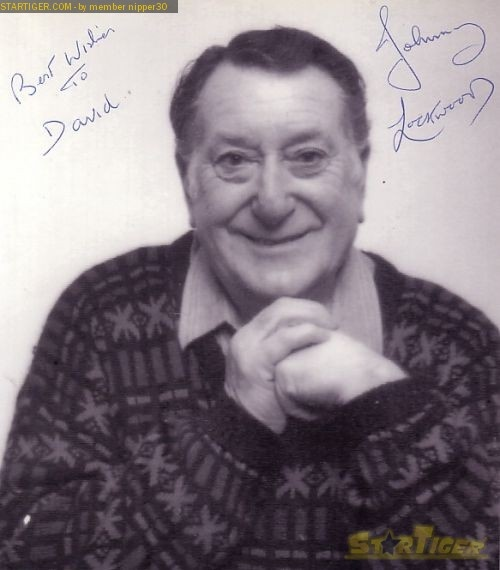 John Lockwood (December 7, 1920 - April 25, 2013) British-Australian actor ('Number 96' and 'Neighbours').