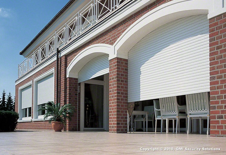 #NC HomeSafe | roll-a-way.com | Roller shutters for #storm and #security  www.atlanticbreezestormshutters.com