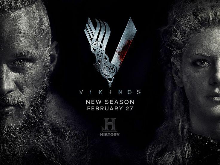 Vikings Season 2 on Behance