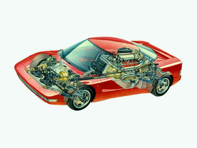 What's Up With Ferrari's Forgotten All-Wheel-Drive Supercar? - Petrolicious