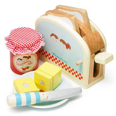 Toaster. So cute!