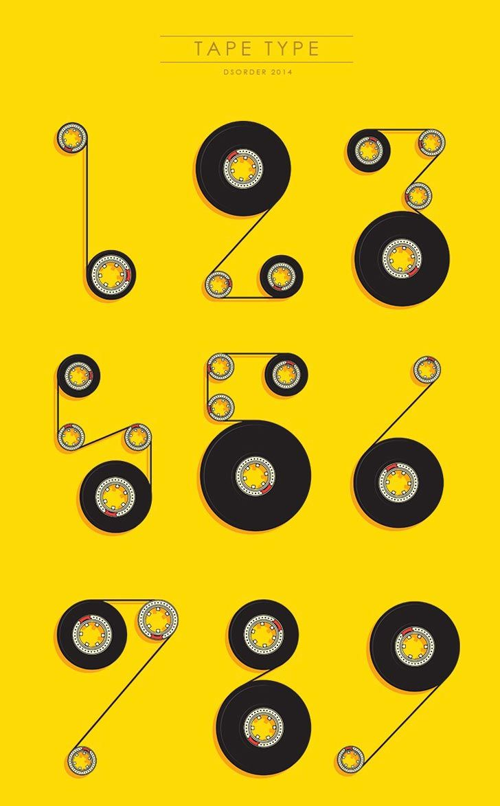 Poster design less is more - Find This Pin And More On Typographik