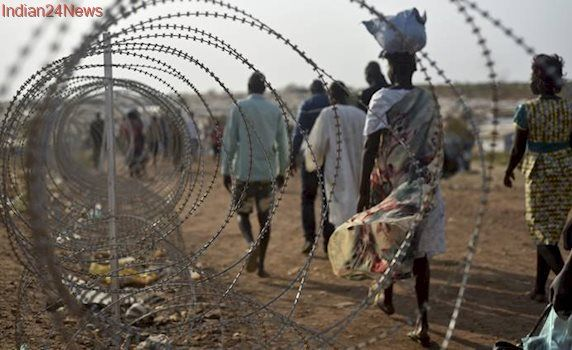 South Sudan refugees release UN staff unharmed