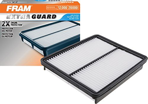 FRAM CA10881 Extra Guard Panel Air Filter - FRAM air filters help in engine protection, It has the ability to trap dirt and harmful particles, and keep them from entering your engine. It gives 2X engine protection of the average leading standard retail brands. FRAM air filters are engineered to keep your engine running long and strong.