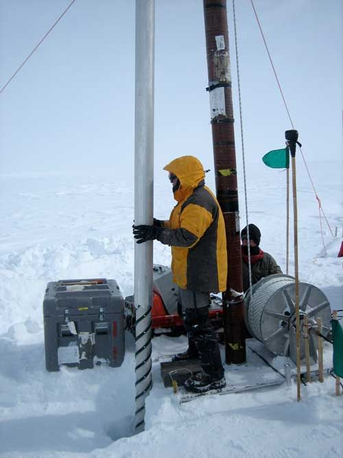 Greenland ice cores show industrial record of acid rain, success of U.S. Clean Air Act - http://scienceblog.com/71653/greenland-ice-cores-show-industrial-record-of-acid-rain-success-of-u-s-clean-air-act/