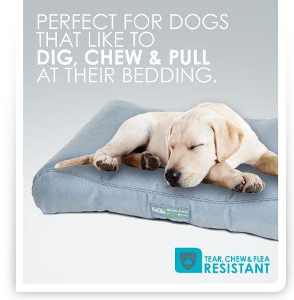 PURINA PETLIFE Tear, Chew & Flea Resistant Bedding ...
