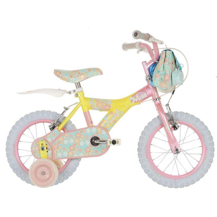 wiggle.com.au   Raleigh Mini Miss 14 Inch Girls Bike 2014   Kids Bikes - Under 7