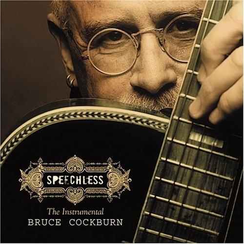 Bruce Cockburn - canadian guitarist/poet extraordinaire.