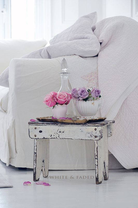 Inspiration - White & Faded