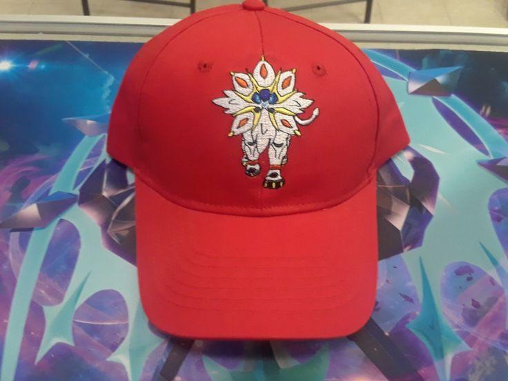 #pokemon Official Pokemon Solgaleo Regional Baseball Cap Hat NEW!! please retweet