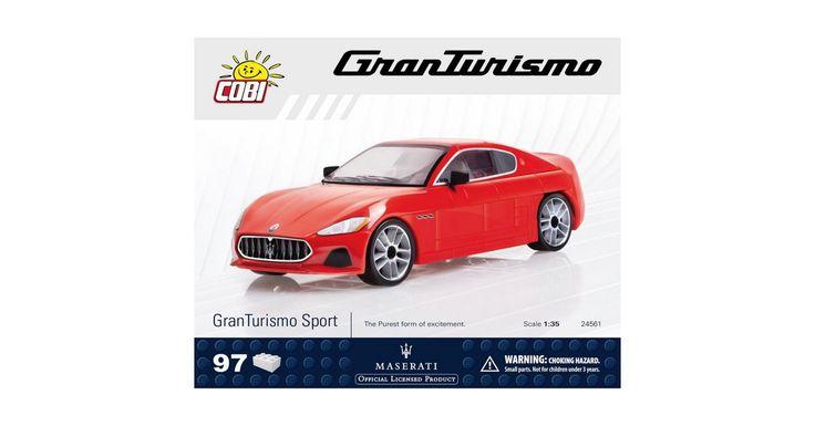 Konstruktionsspielsteine »Maserati Gran Turismo Sport Auto 24561«   – Products
