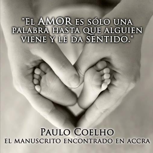 El #Amor, en el #ManuscritodeAccra de @Paulo Fernandes Fernandes Fernandes Coelho - www.comunidadcoelho.com