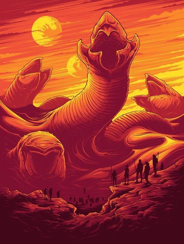 Dune wallpaper.   Dune art, Dan mumford, Dune frank herbert