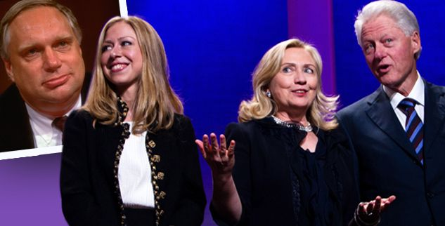 Radar Online | Bill Clinton May Not Be Chelsea Clinton's Real Father