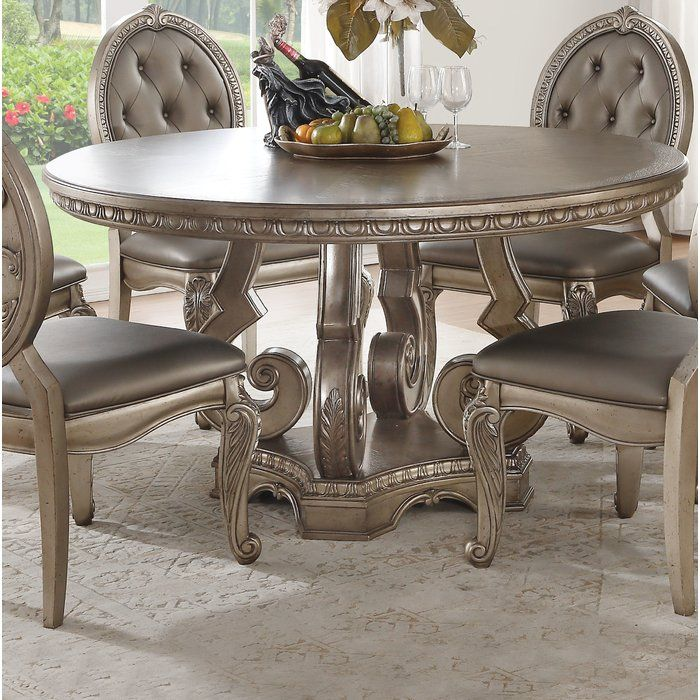 Leanos 7 Piece Dining Set Dining Table Dining Table Makeover