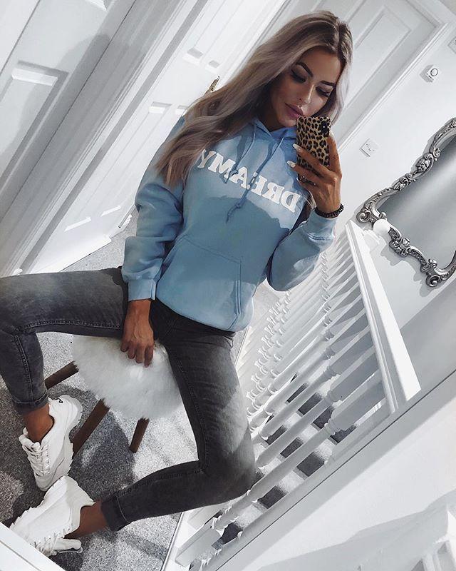 608b89da9e8bff Pin von Alicja Holzer auf mode   Fashion, Dresses und Instagram
