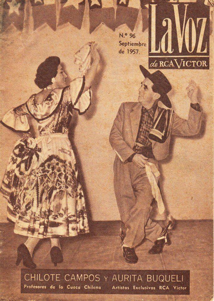 Chilote Campos y Aurita Buqueli. La Voz de RCA Victor . Septiembre de 1957...Facebook Chile Musica Imagen. https://www.facebook.com/photo.php?fbid=402487146534266&set=a.380871312029183.1073741838.100003189517946&type=3&theater