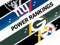 NFL Power Rankings, Week 10: Red-hot Raiders hit the top five - NFL.com