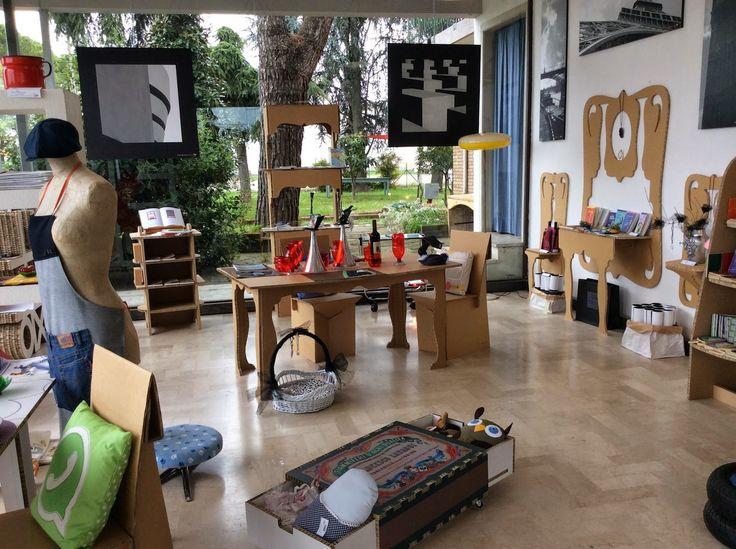 "Living Ravenna: Pranzo da ""Verdepaglia Bistrò"" presso Ape Bianca, viale Bologna 277, Forlì (FC)"