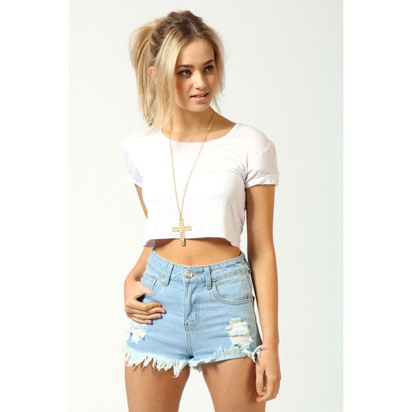 25  best ideas about High waisted ripped shorts on Pinterest ...