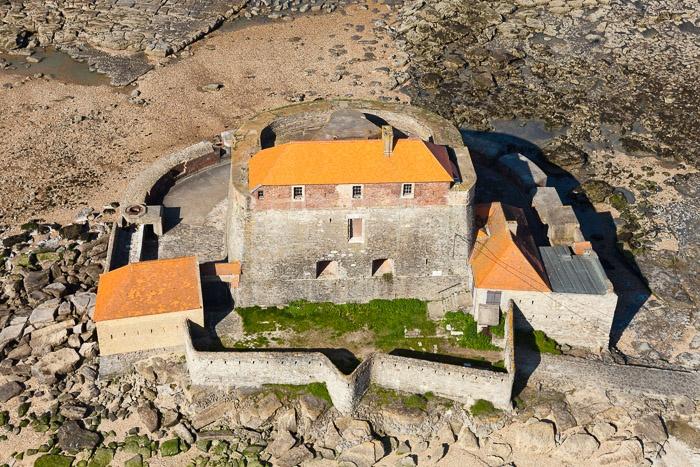 Pas-de-Calais (62), Ambleteuse, le fort Vauban. Pas-de-Calais (62)