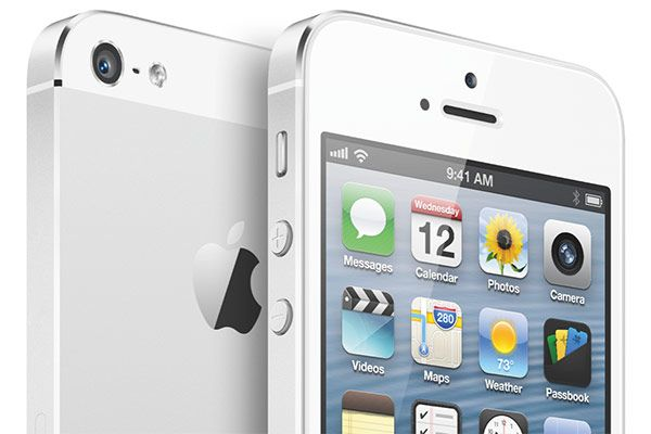 iPhone 5 officially announced with 4-inch display, A6 CPU and LTE for $199 on September 21st