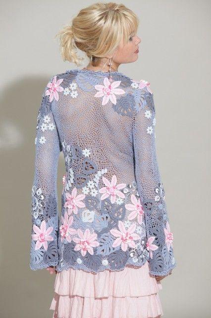Лилии: ru_knitting