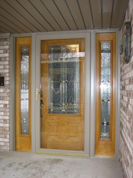 The 30 Best Entry Door With Storm Door Images On Pinterest Door