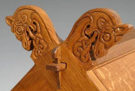 Nice Tusk Tenon SCA Medieval Benches Fine Woodworking
