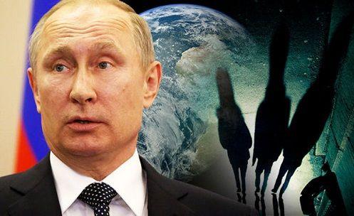 OVNI DAY: Putin pode se tornar o primeiro líder a reconhecer...