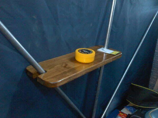 Image result for flip up ice shelter lighting