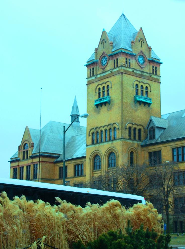 Detroit, Wayne State University