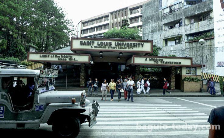 Saint Louis University, Lower Bonifacio Street, Baguio ... - photo#9