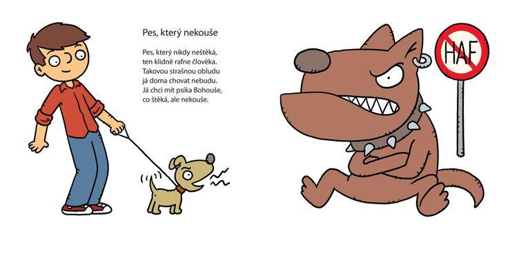 Jiří Žáček: Pes, který nekouše