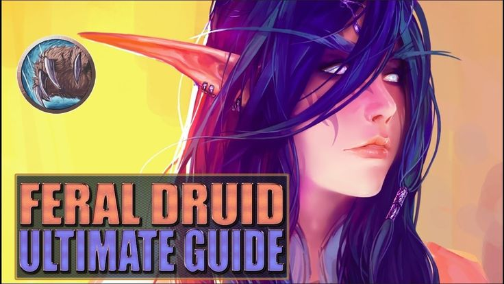Feral Druid Guide (Mostly for beginners) #worldofwarcraft #blizzard #Hearthstone #wow #Warcraft #BlizzardCS #gaming