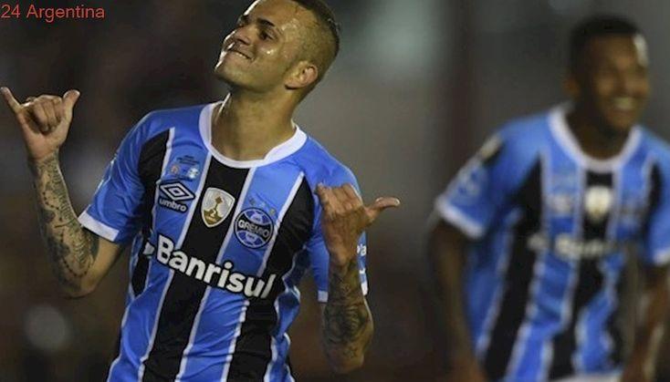 El autor del gran gol en la final de la Copa Libertadores, mejor jugador de América