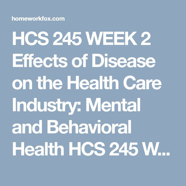 hcs245 r5 wk4 disease effects on Sarah l pett's 36 research works with 869 citations and 1,006 reads, including: increased indoleamine-2,3-dioxygenase activity is associated with poor clinical outcome in adults hospitalized with.