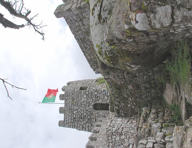 Castelo dos Moros-Sintra