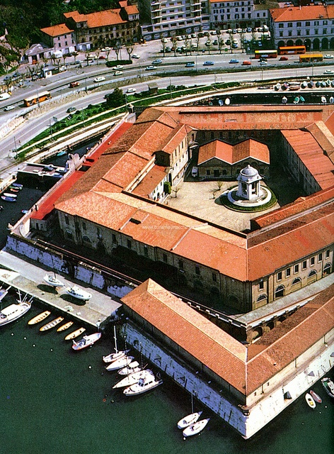 Ancona, Mole Vanvitelliana - our Pentagon, Marche region Italy