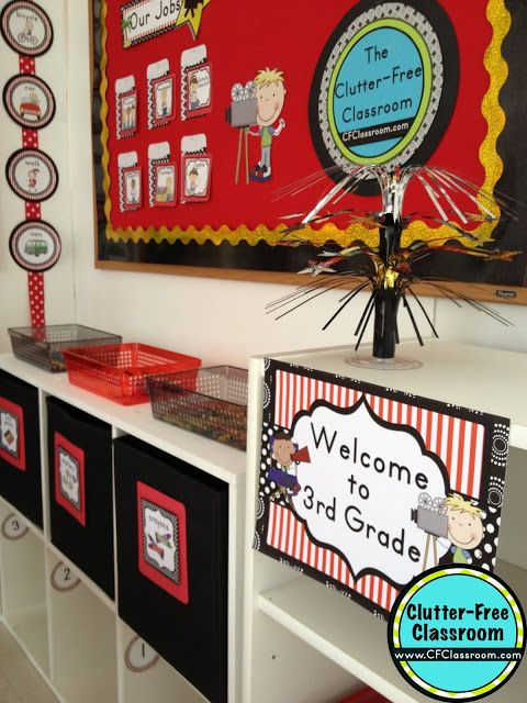 Classroom Unit Ideas ~ Best hollywood classroom theme ideas and decor images