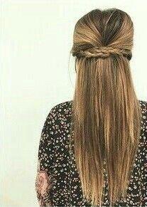 Braided hairstyle                                                       …