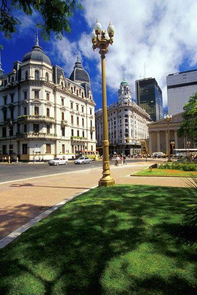Plaza de Mayo, Buenos Aires , Argentina