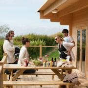 Tom's Eco Lodge - Glamping, Tapnell Farm, Isle of Wight | Our Site